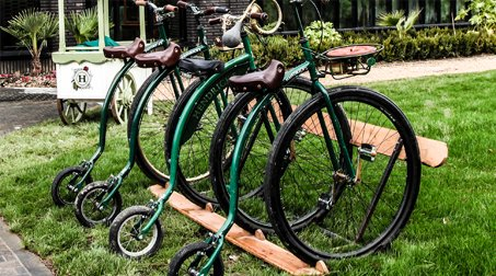 gin bicycles