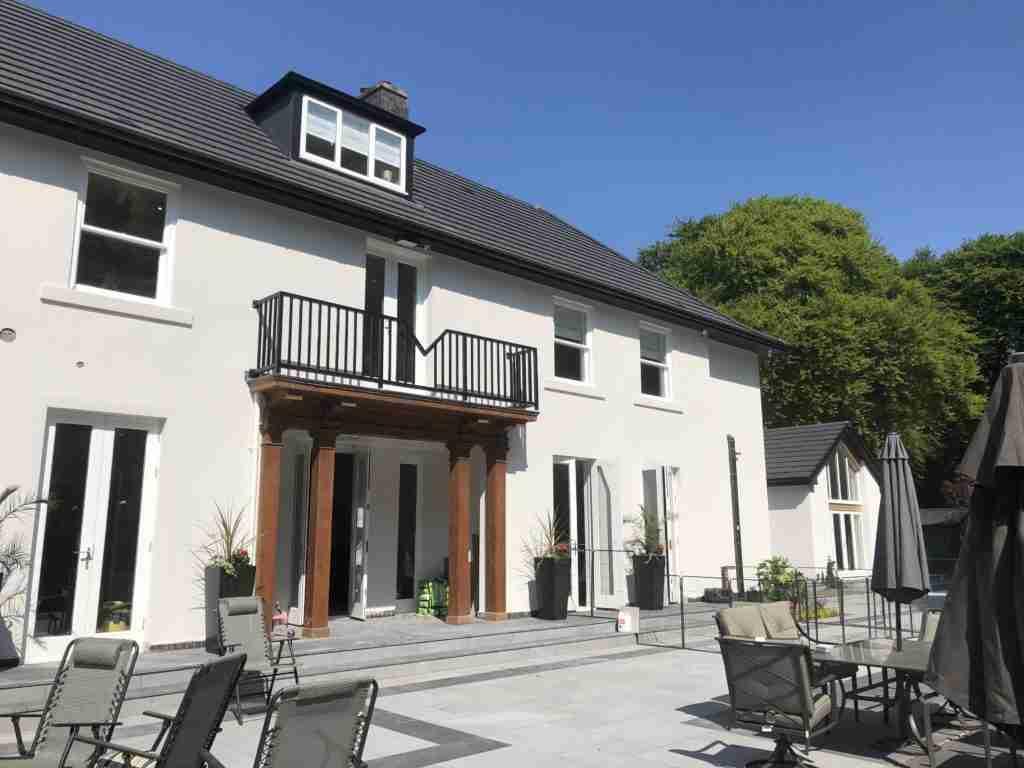 modernised home