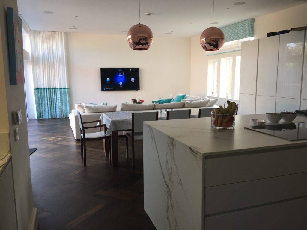 future tech kitchen