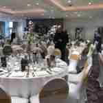 Ayrshire Hospice Ball lovely table setup
