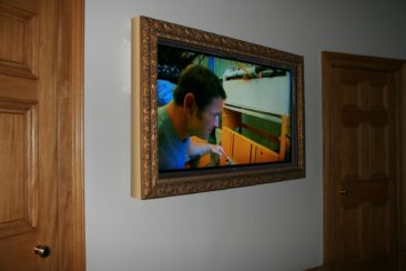 Custom Made TV Picture frame