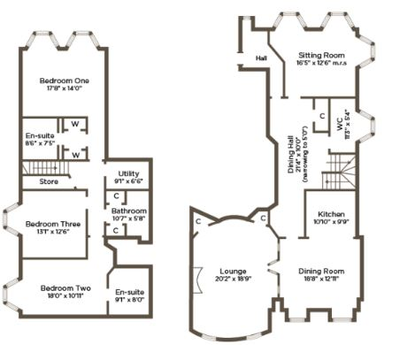 coodham house appartment plan smart technology