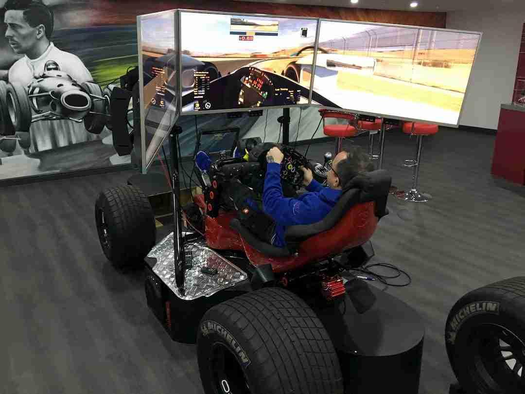 sublime car racing