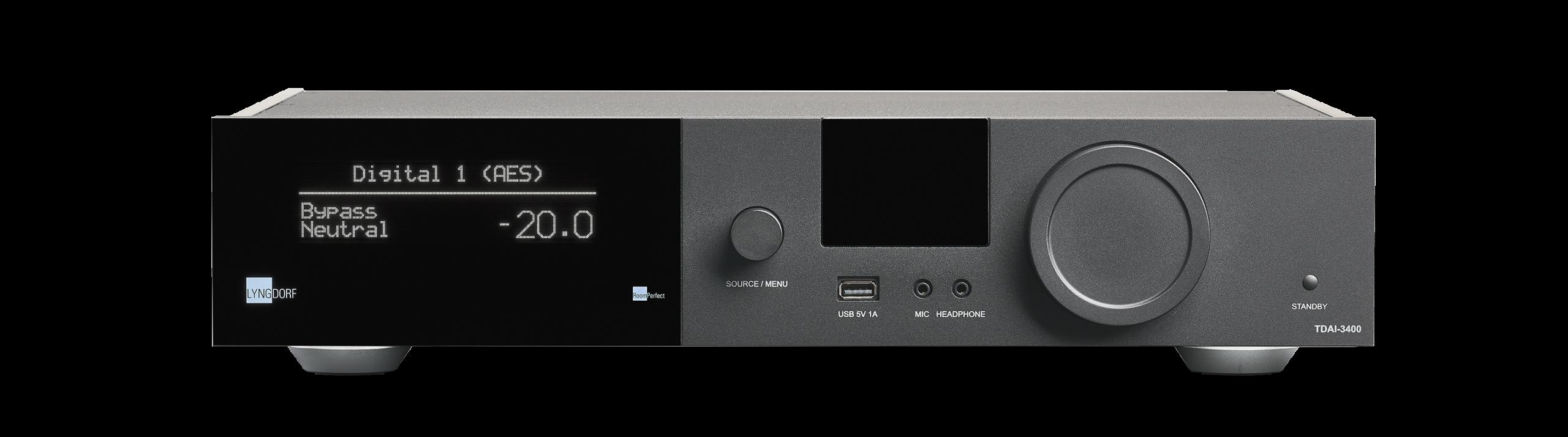 Lyngdorf TDAI-3400